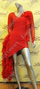 LATIN SALSA COMPETITION DRESS LDW (VL295)
