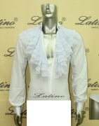 MAN LATIN SALSA SHIRT LDW (B78)