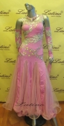 BALLROOM COMPETITION DRESS LDW (ST130)