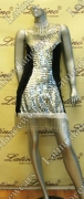 LATIN SALSA COMPETITION DRESS LDW (LS186)