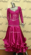 BALLROOM COMPETITION DRESS LDW (ST103)