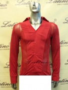 MAN LATIN SALSA SHIRT LDW (B124)