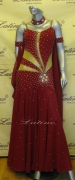 BALLROOM COMPETITION DRESS LDW (ST31B)