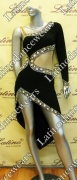 LATIN SALSA COMPETITION DRESS LDW (LT713)