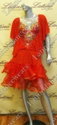 LATIN SALSA COMPETITION DRESS LDW (VL327)