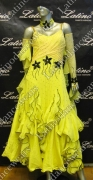 BALLROOM COMPETITION DRESS LDW (ST174)