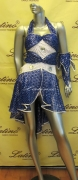 LATIN SALSA COMPETITION DRESS LDW (LS46)