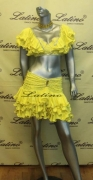 LATIN SALSA COMPETITION DRESS LDW (VL227)