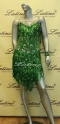 LATIN SALSA COMPETITION DRESS LDW (VL239)