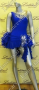 LATIN SALSA COMPETITION DRESS LDW (LT708)