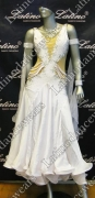 BALLROOM COMPETITION DRESS LDW (ST177)