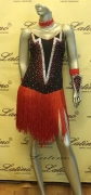 LATIN SALSA COMPETITION DRESS LDW (LT235A)