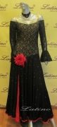 BALLROOM COMPETITION DRESS LDW (VS34)