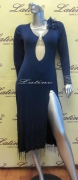 LATIN SALSA COMPETITION DRESS LDW (VL189)