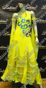 BALLROOM COMPETITION DRESS LDW (ST179)
