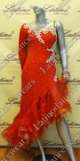 LATIN SALSA COMPETITION DRESS LDW (VL344)