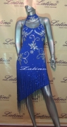 LATIN SALSA COMPETITION DRESS LDW (VL149)