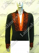 MAN LATIN SALSA SHIRT LDW (B163)