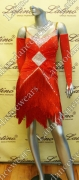 LATIN SALSA COMPETITION DRESS LDW (VL346)