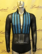 MAN LATIN SALSA SHIRT LDW (B96)