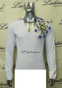MAN LATIN SALSA SHIRT LDW (B113)