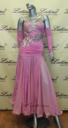BALLROOM COMPETITION DRESS LDW (ST135)