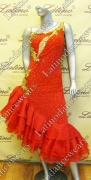 LATIN SALSA COMPETITION DRESS LDW (VL360)