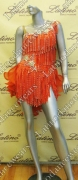 LATIN SALSA COMPETITION DRESS LDW (LT709)
