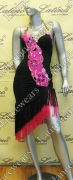 LATIN SALSA COMPETITION DRESS LDW (VL347)