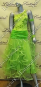 BALLROOM COMPETITION DRESS LDW (ST183)