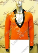 MAN LATIN SALSA SHIRT LDW (B171)