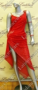 LATIN SALSA COMPETITION DRESS LDW (LT701)