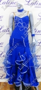 BALLROOM COMPETITION DRESS LDW (ST187)