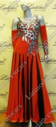 BALLROOM COMPETITION DRESS LDW (VS78)