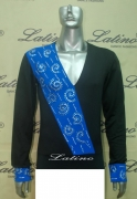 MAN LATIN SALSA SHIRT LDW (B89)