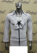 MAN LATIN SALSA SHIRT LDW (B91)