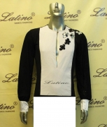MAN LATIN SALSA SHIRT LDW (B117)