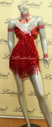 LATIN SALSA COMPETITION DRESS LDW (LT431)