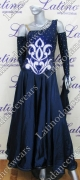 BALLROOM COMPETITION DRESS LDW (VS84)