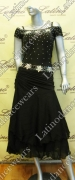 LATIN SALSA COMPETITION DRESS LDW (LT717)
