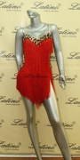 LATIN SALSA COMPETITION DRESS LDW (LT448)