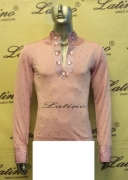 MAN LATIN SALSA SHIRT LDW (B111)
