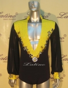 MAN LATIN SALSA SHIRT LDW (B73)