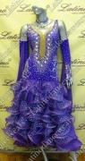 BALLROOM COMPETITION DRESS LDW (ST186)