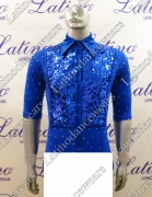 MAN LATIN SALSA SHIRT LDW (B172)