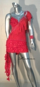 LATIN SALSA COMPETITION DRESS LDW (LT240)