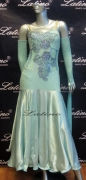 BALLROOM COMPETITION DRESS LDW (ST125)