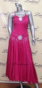 BALLROOM COMPETITION DRESS LDW (VS18)
