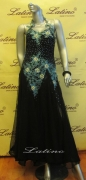 BALLROOM COMPETITION DRESS LDW (ST131)