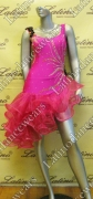 LATIN SALSA COMPETITION DRESS LDW (LT707)